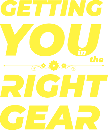 THS Slogan: Getting You in the Right Gear